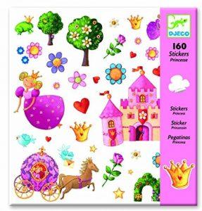 160 Djeco – Stickers – Princesse Marguerite de la marque Djeco image 0 produit