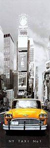 1art1 43453 Poster de Porte New York Taxi No 1 158 X 53 cm de la marque 1art1® image 0 produit