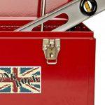 2x Punk Rock Union Jack Stickers muraux en vinyle de voyage bagages # 7754 - 25cm/250mm Wide de la marque DestinationVinyl image 2 produit