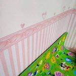 3.94en. X 10m. Tour de taille Sticker mural de cuisine salle de bain Chambre à coucher Salon étanche Autocollant Frise pour papier peint Sticker mural de décoration de chambre de la marque Yenhome image 3 produit