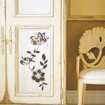 """'Komar Deco de Sticker""""Jackie, 1pièce, marron, 17030h de la marque Komar image 1 produit"""