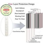 3D Imitation Brique Blanc Stickers Muraux,DIY Papier Peint Décoratif Auto-Adhésif Imperméable 60x60 (10 PCS) de la marque Ancoz image 4 produit