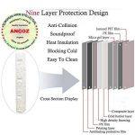 3D Imitation Brique Blanc Stickers Muraux,DIY Papier Peint Décoratif Auto-Adhésif Imperméable 60x60 (20 PCS) de la marque Ancoz image 4 produit