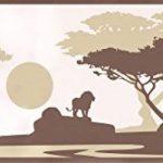 A.S. Création Frise murale autocollant Stick Ups beige brun 5,00 m x 0,17 m 904416 de la marque A-S-Création image 1 produit