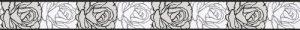 A.S. Création Frise murale autocollant Stick Ups grisaille noir blanc 5,00 m x 0,05 m 905024 de la marque A-S-Création image 0 produit