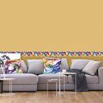AG Design WB 8201 Autocollant Mural PVC Film, Multicolore, 5 x 0,14 m de la marque AG-Design image 3 produit