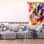 AG Design WB 8201 Autocollant Mural PVC Film, Multicolore, 5 x 0,14 m de la marque AG-Design image 4 produit