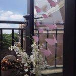 Ambiance-Live Kit de Stickers 12 3D Papillons Roses de la marque Ambiance-Live image 3 produit