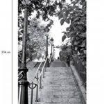 Ambiance-Live Sticker Porte 204 x 83 cm - Escalier Parisien de la marque Ambiance-Live image 2 produit