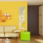 Anself Miroir Autocollant Mural Amovible en Acrylique pour Décorer la Maison de la marque Anself image 3 produit