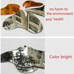 Asvert Stickers Autocollants Muraux 3D Miroir Fleurs pour Décoration de la Maison de la marque Asvert image 3 produit