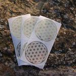 autocollant fleur de vie, 5cm, 50 pièces de la marque KLSE.Europe image 4 produit