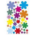 autocollant fleur TOP 3 image 3 produit