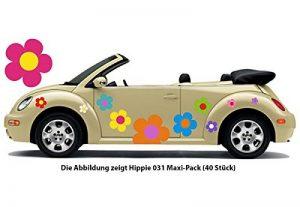 autocollant fleur TOP 6 image 0 produit