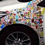 Autocollant Lot 200pcs Xpassion Sticker Factory Graffiti Autocollant Stickers vinyles pour ordinateur portable enfants voitures moto vélo Skateboard bagages Bumper Stickers hippie autocollants Bomb ét de la marque Xpassion image 2 produit