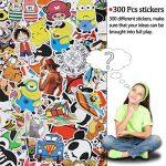 Autocollant Lot 300pcs Xpassion Sticker Factory Graffiti Autocollant Stickers vinyles pour ordinateur portable enfants voitures moto vélo Skateboard bagages Bumper Stickers hippie autocollants Bomb ét de la marque Xpassion image 1 produit