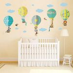 autocollant mural chambre bébé TOP 12 image 4 produit