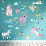 autocollant mural chambre TOP 12 image 2 produit