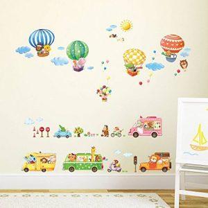 autocollant mural enfant TOP 13 image 0 produit
