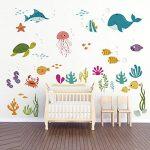autocollant mural salle de bain TOP 8 image 2 produit