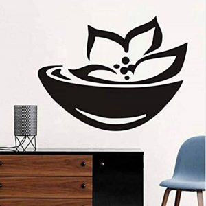 Autocollant mural signe et symbole de Spa asiatique Stickers muraux Lotus Fleurs Home Decor papier peint 76 * 58 cm de la marque XINTIAO image 0 produit