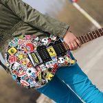 Autocollant Rock and Roll 100Pcs, Sanmatic Stick Bomb Pack pour Autocollant Batterie Casque de Musique pour Ordinateur Portable de la marque Sanmatic image 4 produit