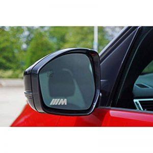 Autodomy Autocollants BMW M Pack de 6 unités en Vinyle Acide pour rétroviseurs de Voiture de la marque Autodomy image 0 produit