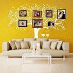 BDECOLL Grand sticker mural pour salon chambre Stickers muraux de décoration,Chambre Autocollant Mural Oiseaux Accueil Decal Mural Art Decor de la marque BDECOLL image 4 produit