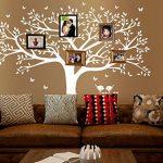 BDECOLL Grand sticker mural pour salon chambre Stickers muraux de décoration,Chambre Autocollant Mural Oiseaux Accueil Decal Mural Art Decor de la marque BDECOLL image 2 produit