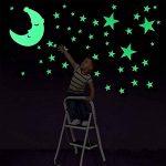Beoankit Glow in the Dark Stickers d'Etoiles pour Plafonds et Murs, Kit de Stickers Lumineux pour Décorations de Chambres d'enfants, Brillant et Réaliste de la marque Beoankit image 3 produit