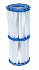 Bestway - Cartouche de filtration pour piscine hors sol, lot de 2 cartouches type II de la marque Bestway image 0 produit