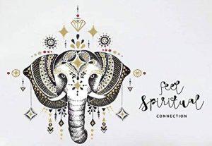 Beyond Stickers muraux Motif éléphant Oriental de la marque Beyond Paradise image 0 produit