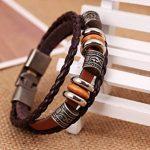 Bracelet en Cuir ou Corde pour Homme et Femme de la marque France+en+Stock image 3 produit