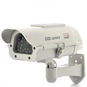 Camera CCTV Factice d'extérieur - Solaire de la marque Fishtec image 0 produit