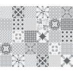 Carreaux de ciment adhésif mural - azulejos - 20 x 20 cm - 30 pièces de la marque Ambiance-Live image 3 produit
