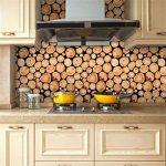Carrelage Mural Adhésif-3D Wall Wall Brique Pierre Effet Autocollant Mur Autocollant Room Decor de la marque Coloré image 2 produit