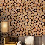 Carrelage Mural Adhésif-3D Wall Wall Brique Pierre Effet Autocollant Mur Autocollant Room Decor de la marque Coloré image 4 produit