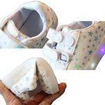 Chickwin Chaussures Enfant, LED Chaussures Lumineuse Bébé Enfant Unisexe Confortable Sneakers Clignotant LED Chaussures de la marque Chickwin image 2 produit