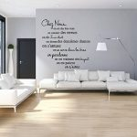 citation stickers chambre TOP 3 image 1 produit