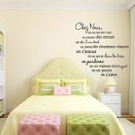 citation stickers chambre TOP 3 image 2 produit