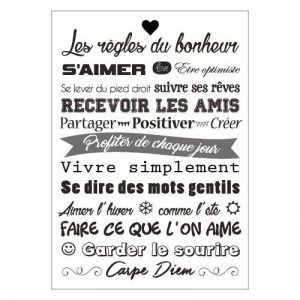 citation stickers muraux TOP 6 image 0 produit