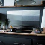 Compactor Kitchen RAN6472 Crédence Grand Modèle Inox 50 x 90 cm de la marque Compactor Kitchen image 3 produit