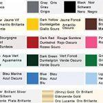 CUT IT OUT Bon Appetit Stickers Muraux Vinyle Décor Pochoirs Murals - Grand (Hauteur 57cm x Longueur 99cm) Rouge Sombre de la marque CUT-IT-OUT image 1 produit