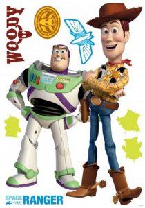 Decofun Disney Pixar - Set de Stickers muraux Toy Story Maxi de la marque Decofun image 0 produit