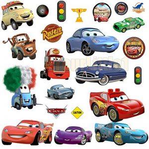 Disney Cars 3?Stickers muraux, Multicolore de la marque Other image 0 produit