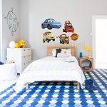 Disney Cars 3?Stickers muraux, Multicolore de la marque Other image 1 produit