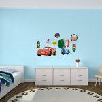Disney Cars 3?Stickers muraux, Multicolore de la marque Other image 3 produit