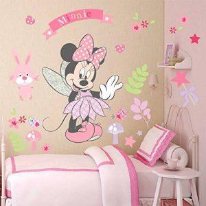 Disney Minnie Mouse de Sticker mural de la marque Disney image 0 produit