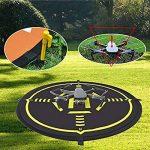 Drone Landing Pad,80cm RC Hélicoptère piste pliable d'atterrissage pour DJI Mavic PRO / Mavic Air / SPARK /Mavic Pro Platinum / Phantom 3 Phantom 4 Inspire 1 Quadcopter de la marque STARTRC image 3 produit