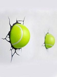 e-concept Distribution France - PDG00000068 - 3D Deco Light - Balles de Tennis - Jaune de la marque e-concept-Distribution-France image 0 produit